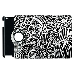 Maze Draw Apple Ipad 2 Flip 360 Case