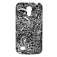 Maze Draw Samsung Galaxy S4 Mini (gt I9190) Hardshell Case