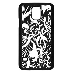 Scotch Love Samsung Galaxy S5 Case (black) by MRTACPANS