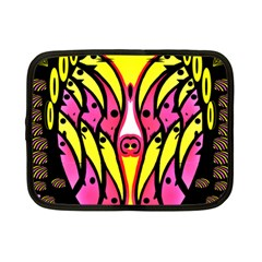 Red Light Four Go Netbook Case (small) by MRTACPANS