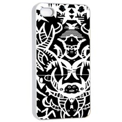 Braided Scotch 25 Years Apple Iphone 4/4s Seamless Case (white) by MRTACPANS