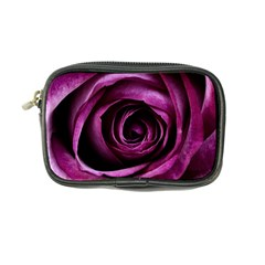 Plant Rose Flower Petals Nature Coin Purse by Sapixe