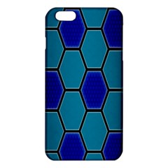 Hexagon Background Geometric Mosaic Iphone 6 Plus/6s Plus Tpu Case by Sapixe