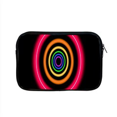 Neon Light Abstract Pattern Lines Apple Macbook Pro 15  Zipper Case