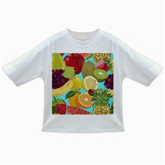 Fruit Picture Drawing Illustration Infant/toddler T Shirts