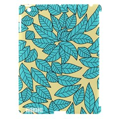 Leaves Dried Leaves Stamping Apple Ipad 3/4 Hardshell Case (compatible With Smart Cover) by Sapixe