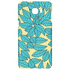 Leaves Dried Leaves Stamping Samsung C9 Pro Hardshell Case  by Sapixe
