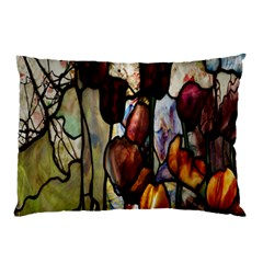 Tiffany Window Colorful Pattern Pillow Case (two Sides)