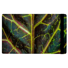 Leaf Abstract Nature Design Plant Apple Ipad Pro 12 9   Flip Case