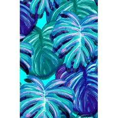 Leaves Tropical Palma Jungle 5 5  X 8 5  Notebook by Sapixe