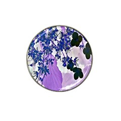 Blossom Bloom Floral Design Hat Clip Ball Marker (10 Pack) by Sapixe