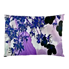 Blossom Bloom Floral Design Pillow Case by Sapixe