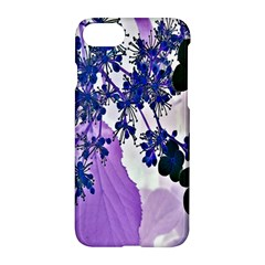 Blossom Bloom Floral Design Apple Iphone 7 Hardshell Case by Sapixe