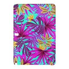 Tropical Greens Leaves Design Samsung Galaxy Tab Pro 12 2 Hardshell Case by Sapixe