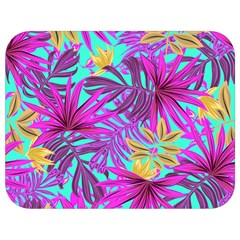 Tropical Greens Leaves Design Full Print Lunch Bag
