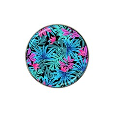 Leaves Picture Tropical Plant Hat Clip Ball Marker