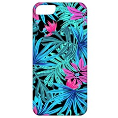 Leaves Picture Tropical Plant Apple Iphone 5 Classic Hardshell Case by Sapixe