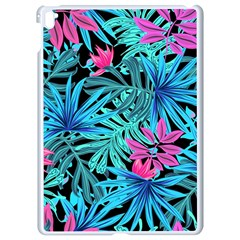 Leaves Picture Tropical Plant Apple Ipad Pro 9 7   White Seamless Case