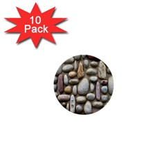 The Stones Facade Wall Building 1  Mini Buttons (10 Pack)