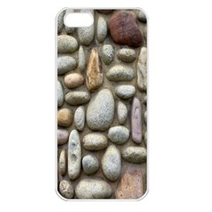 The Stones Facade Wall Building Apple Iphone 5 Seamless Case (white)