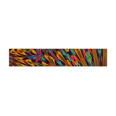 Background Abstract Texture Flano Scarf (mini)