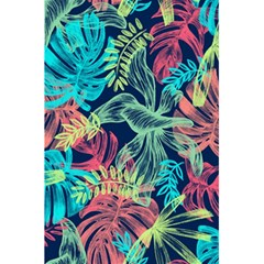 Leaves Tropical Picture Plant 5 5  X 8 5  Notebook by Sapixe