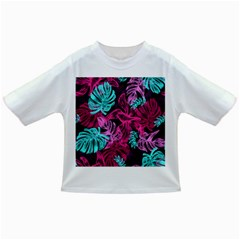 Leaves Drawing Reason Pattern Infant/toddler T Shirts