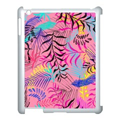Illustration Reason Leaves Design Apple Ipad 3/4 Case (white) by Sapixe