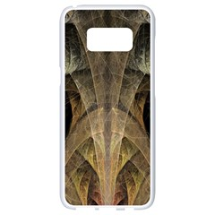Fractal Art Graphic Design Image Samsung Galaxy S8 White Seamless Case