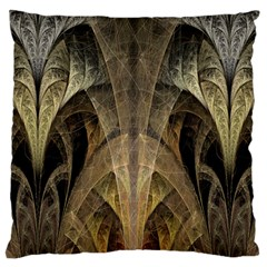 Fractal Art Graphic Design Image Large Cushion Case (one Side) by Sapixe