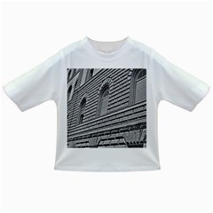 Brickwork Stone Building Facade Infant/toddler T Shirts