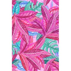 Leaves Tropical Reason Stamping 5 5  X 8 5  Notebook by Sapixe