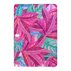 Leaves Tropical Reason Stamping Samsung Galaxy Tab Pro 10 1 Hardshell Case