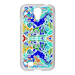 Its Not Fair Samsung Galaxy S4 I9500/ I9505 Case (white) by MRTACPANS