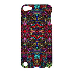 Color Maze Of Minds Apple Ipod Touch 5 Hardshell Case