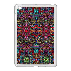 Color Maze Of Minds Apple Ipad Mini Case (white) by MRTACPANS