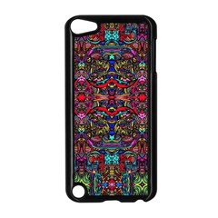 Color Maze Of Minds Apple Ipod Touch 5 Case (black)