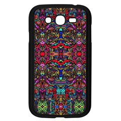 Color Maze Of Minds Samsung Galaxy Grand Duos I9082 Case (black) by MRTACPANS