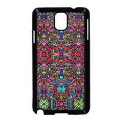 Color Maze Of Minds Samsung Galaxy Note 3 Neo Hardshell Case (black) by MRTACPANS