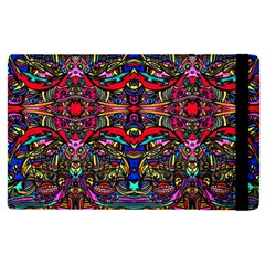 Color Maze Of Minds Apple Ipad Pro 12 9   Flip Case