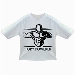 Victory Bodybuilding Fitness Powerlifting Weighlifting Infant/toddler T Shirts by powerliftingcheck