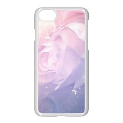 Wonderful Roses In Soft Colors Apple Iphone 8 Seamless Case (white)