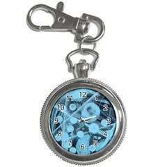Atomic Blue Key Chain Watches