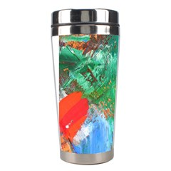 Garden  3 Stainless Steel Travel Tumblers by WILLBIRDWELL