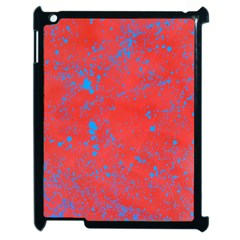 Blue Blood Apple Ipad 2 Case (black) by WILLBIRDWELL