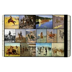 Frederic Remington Apple Ipad Pro 9 7   Flip Case