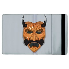 Mask India South Culture Apple Ipad Pro 12 9   Flip Case