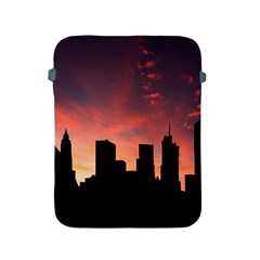 Skyline Panoramic City Architecture Apple Ipad 2/3/4 Protective Soft Cases