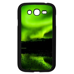 Aurora Borealis Northern Lights Sky Samsung Galaxy Grand Duos I9082 Case (black)