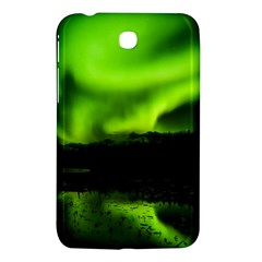Aurora Borealis Northern Lights Sky Samsung Galaxy Tab 3 (7 ) P3200 Hardshell Case